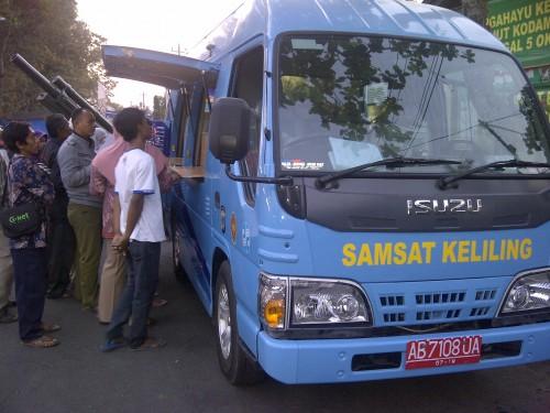 Samsat Keliling April 2017