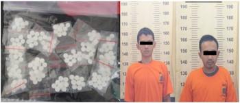 Satuan Reserse Narkoba Kembali Berhasil Amankan Penyalahguna
